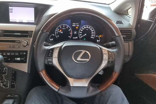 Lexus RX 270 image 4