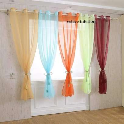 beautiful CURTAINS AND SHEERS BEST FOR YOUR  ROOM image 9