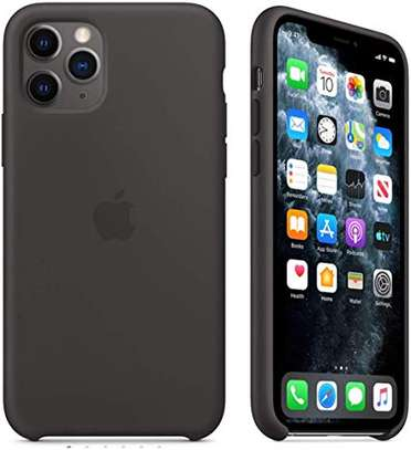 Silicone case with Soft Touch for iPhone 11,iPhone 11 Pro,iPhone 11 Pro Max image 2