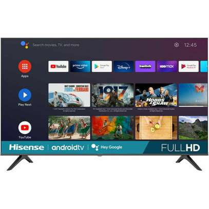Hisence 43 inch smart  Android TV Frameless image 1
