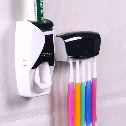 Tooth paste Dispenser image 1
