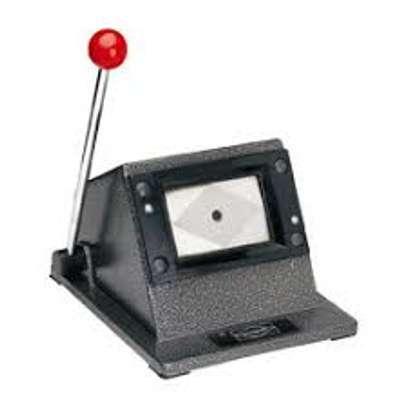 Pvc Card Cutter image 1