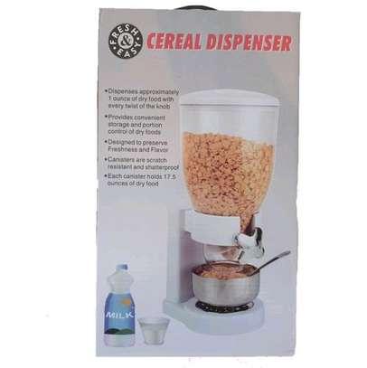 Single cereal dispenser image 4