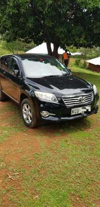 Toyota Vanguard  For Hire
