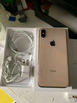 Apple Iphone Xs Gold The 512 Gigabytes Version image 1