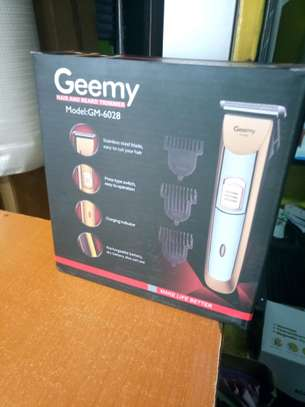 GM-6028 Geemy Professional Hair and Beard Trimmer
