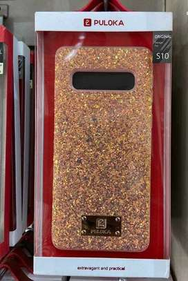 Puloka Glittering Luxurious Cases for Samsung S10 S10e S10 Plus image 2