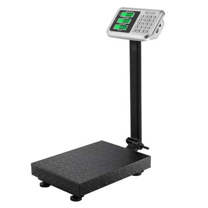 100KG Digital Weighing Electronic Scale Price/Tcs Electronic Platform Scale/Weight Measuring Machine image 1