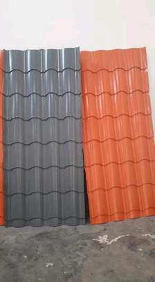 Roofing mabati