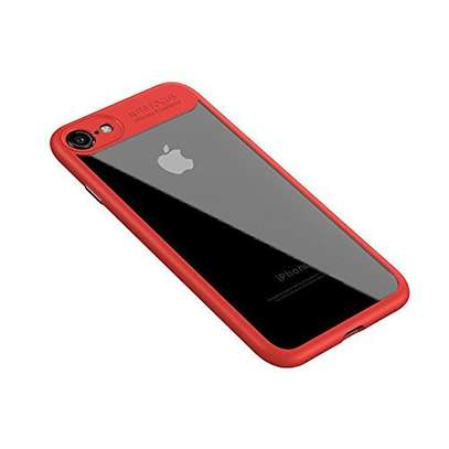 AUTO FOCUS Transparent Shockproof Silicone Phone Case For iphone x xs max xr Coque Cover For iphone 6 7 8 6splus 7plus image 9