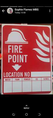 Fire Action Plan. image 3