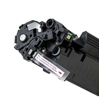 canon 728 toner cartridge black refilled only image 4
