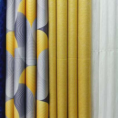 HEAVY DECORATED CURTAINS image 4