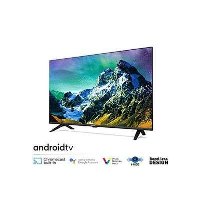 Vision Plus 55'' Smart UHD 4K Frameless TV , NETFLIX VP-8855 image 1