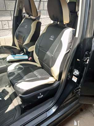 Duress Car Seat Covers image 10