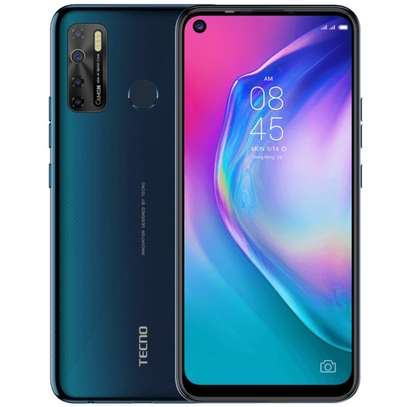 Tecno Camon 15, 6.6″, 64GB + 4GB (Dual SIM), 48M AI Quad Camera –New image 1