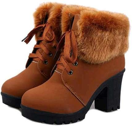 Classy ladies boots image 8