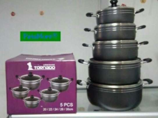 Non Stick Cooking Pots 5