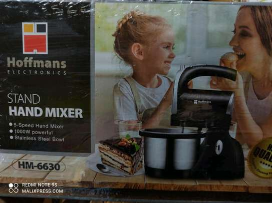 hoffmans stand mixer image 3