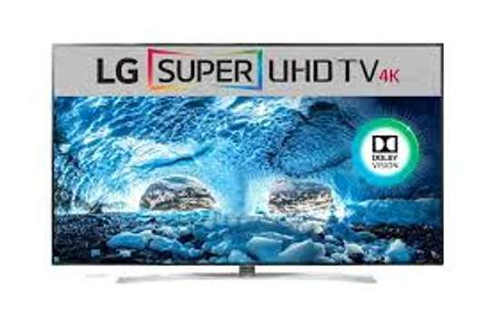 LG 86 inch Smart Super UHD 4K HDR Nano Cell IPS LED TV – 86SJ957V image 1