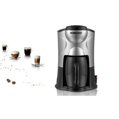 Mini Coffee Maker - Black image 3