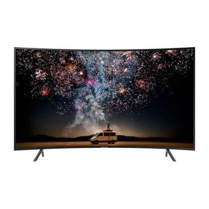 "Samsung 65"" 65RU7300 Smart Curved Ultra HD 4K TV Series 7 - Black+1 YEAR WARRANTY image 1"