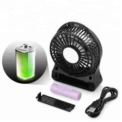 Portable USB Electric Cooling Fan image 2