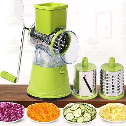 rotary slicer and grater. image 1