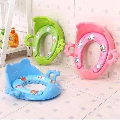 Kids toilet guard image 1