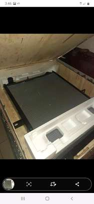 Isuzu cxz radiator image 2