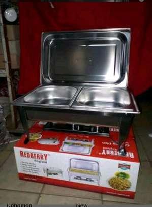 Chaffing dish/food warmer/cheffing dish/serving dish image 1