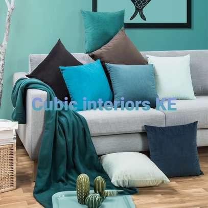 Home decor throw pillows image 3