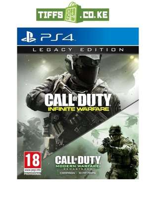 CALL OF DUTY: INFINITE WARFARE LEGACY EDITION BY ACTIVISION – PLAYSTATION 4, PAL