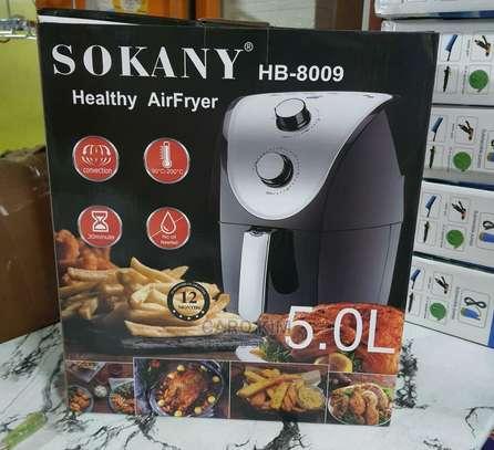 5ltrs Sokany Airfrier image 1