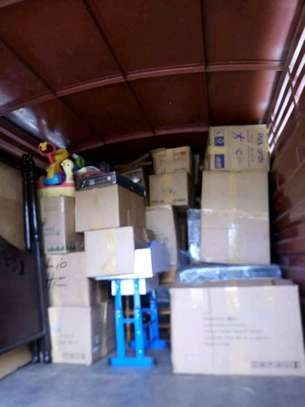House removals, storage and transport image 3