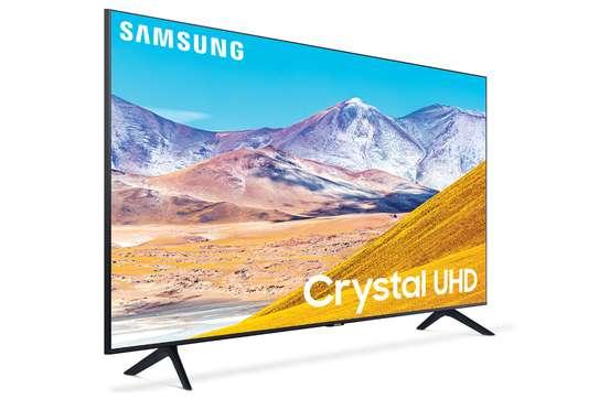 Samsung 50TU8000 Crystal uhd tv image 1