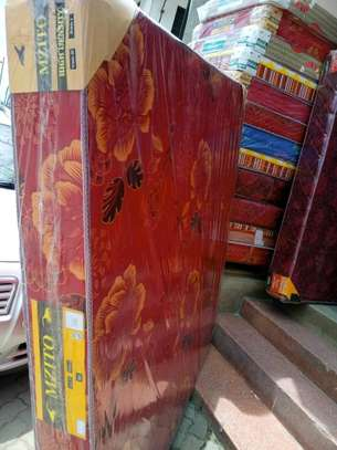 Mzito high duty mattress. image 1