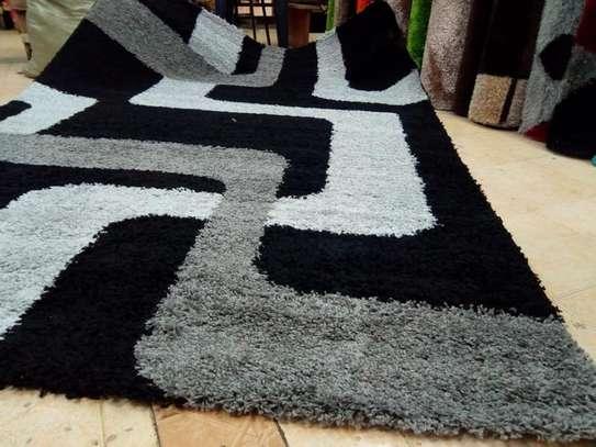 8*11 Turkish Shaggy Carpets image 2