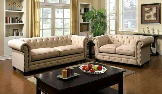 Chesterfield 5 seaters sofa
