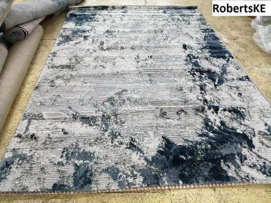 Durable Elegant non-skid persian carpet image 5