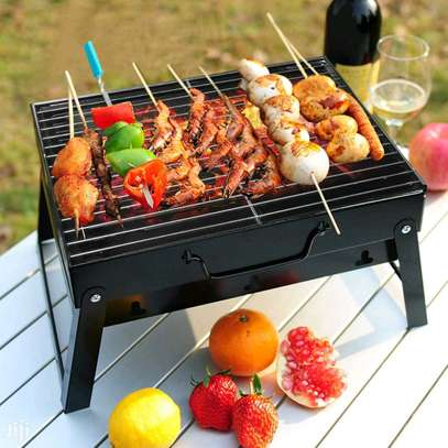 Meat Charcoal Grill image 1