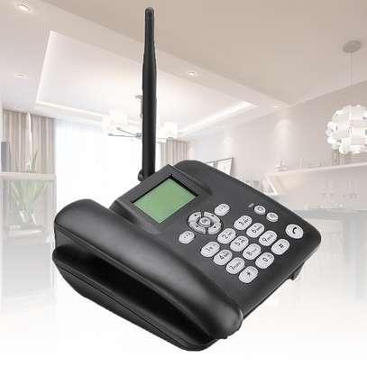 GSM Landline Desk Phone image 3