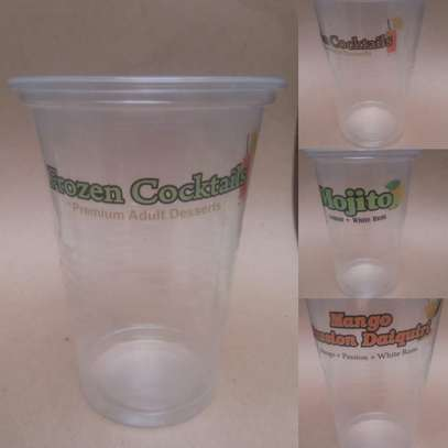 Branded cups image 1