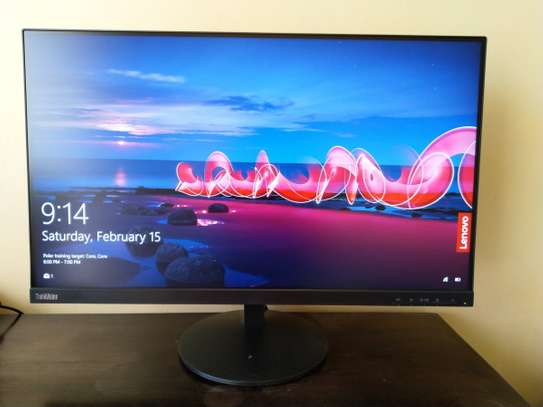 "27"" Lenovo Thinkvision IPS FHD LED Backlit Monitor S27i-10"