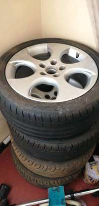 Vw Original Golf Gti Mk5 rims size 17. Profile 225 45 17.