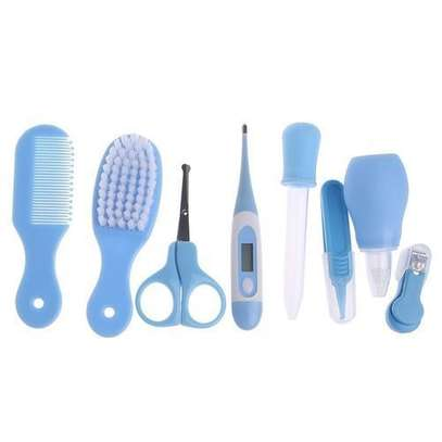 8-Piece Baby Care Grooming Kit - My First Baby Care Set