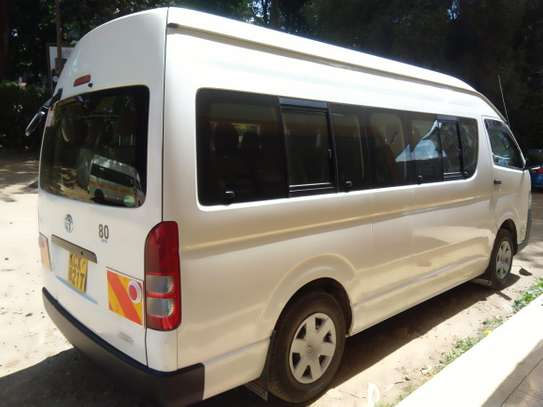 14 Seater Toyota Hiace  for Hire in Kenya image 4