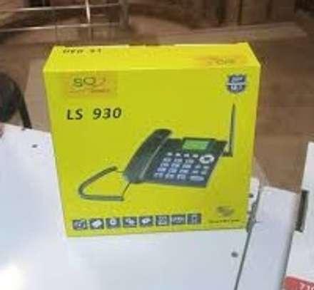 GSM Duo Simcard Desktop Phone image 1