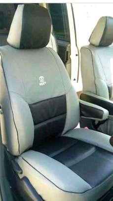 NOAH/VOXY/PRADO/IPSUM CAR SEAT COVERS image 2