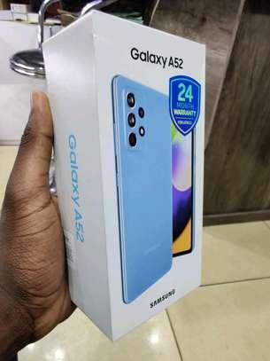 Offer! Samsung Galaxy A52 8gb/128gb BRAND NEW image 1